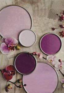 Radiant orchid ombretti