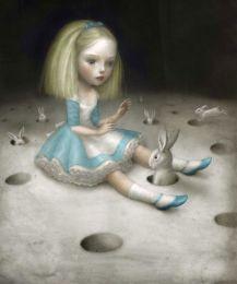 Alice bianconiglio N.Ceccoli